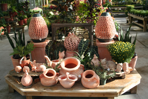 Pottery U2013 Shopping Through Our Pottery Is Like Shopping The World! Our  Quality Pots Come From All Over The Globe! You Can Choose From Italian  Terra Cotta, ...